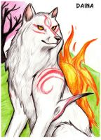 Amaterasu by TigresaDaina
