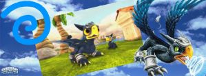 Sonic Boom Facebook Cover by txwhitewolf