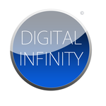 Digital Infinity Logo Redesign by LabsOfAwesome