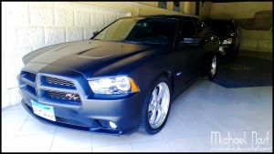 Dodge Charger SRT-8 by MichaelNN