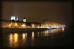Orleans by night by Xel4