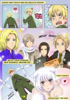 Hetalia: So Ducking Frunk by khakipants12