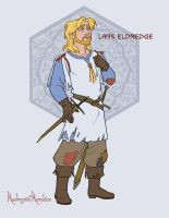 Lars Eldredge by GingerOpal