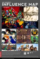 Influence Map by querulousArtisan