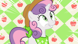 Apple Belle by CloudshadeZer0