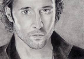 Alex O'Loughlin by Mika2882