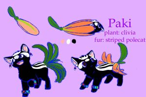 Paki the PlantButt by The-Bleached-Dalsuta
