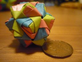 Tiny Icosahedron by Danielle6518