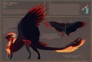 Imperiya Dragon Ref by IrisDesert