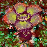 Psychedelic Vileplume by FlamingClaw