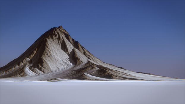 Sandy Mountain by Cortaderia