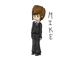 Mike by Any1995