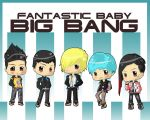 BIG BANG FANTASTIC BABY CHIBI by xcry