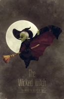 The Wicked Witch by victor7234