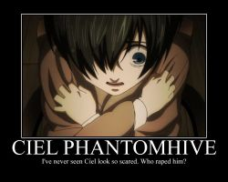 Who raped Ciel Phantomhive by AloisPhantomhive