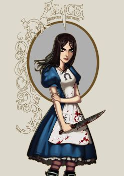Alice: Madness Return by BlackCyanide-fr