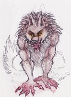 Lycan Shiverz by shiverz