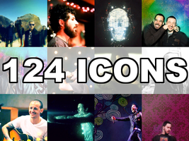 124 Linkin Park icons pack by freaksoldier