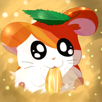 Blessed Hamtaro by AlphaKibi