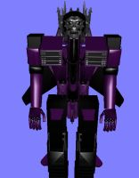 Enforcer in Robot Mode by DemoniconNemesis