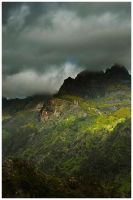 Madeira - Mountain by damnengine