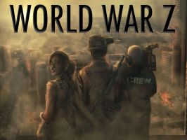 World War Z Promo Image by Celinio