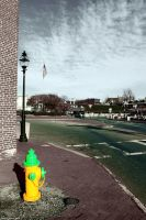 Hydrant by withlovexoxo
