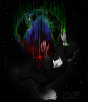 Dying Earth by blackandsirius