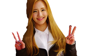 Hyoyeon-Time-Machine-PNG by SunShiner9