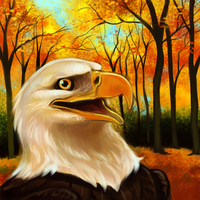 Autumn Icon - Lanakila by thornwolf