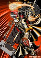 Gungrave: Completed by KaineT
