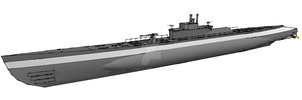 Modified Balao-class by Scryer117