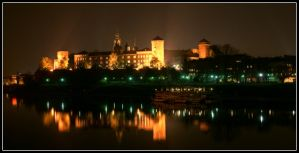 Cracow by night 19 by kazzdavore