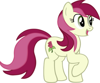 Roseluck Vector by TheJourneysEnd