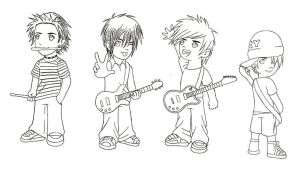 McFly Chibi Version by GalaxeonLittleComet