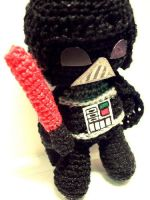 Star Wars - Darth Vader Doll by Nissie