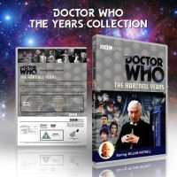 Doctor Who The Hartnell Years Region 2 Cover by DJToad