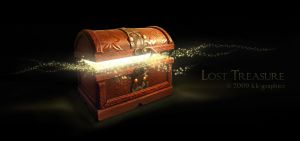 Lost Treasure by KejaBlank