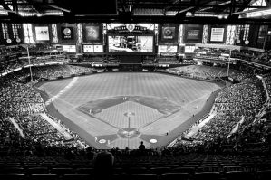 """Chase Field"" by dryand09"