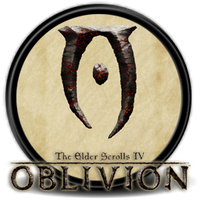 The Elder Scrolls IV: Oblivion - Icon by Blagoicons