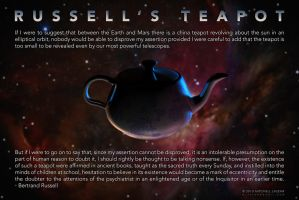 Russell's Teapot by MitchellLazear