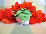 Shaymin Papercraft by studioofmm