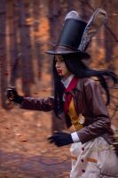 Cosplay Alice Madness Returns by Axilirator