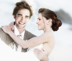 BD: Edward and Bella wedding by AliceCullen88