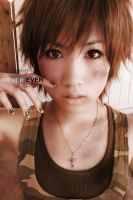 Ayumi Hamasaki: Never Ever by Love-of-Krye