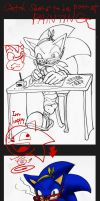 Sonic the Comic Artist by Gatoh721