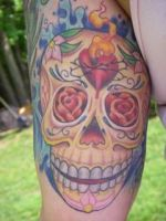 Sugar Skull by LichiDK