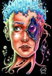 Conexion cerebro-celular by WityWillow