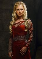 Morgause and Her Daemon by LJ-Todd