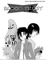 Blood Trust page cover by ShadowBT